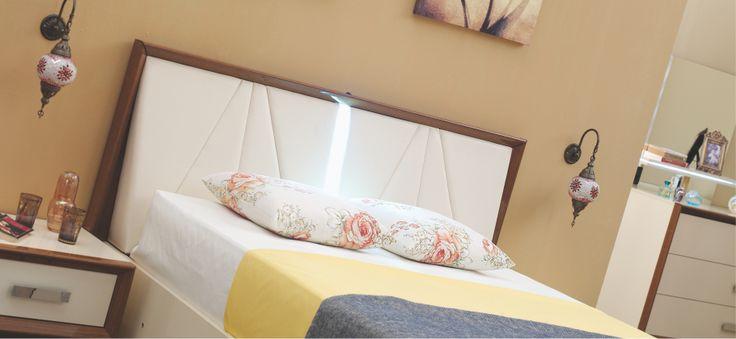 Yeni Mimoza Yatak Odası - Aldora Yatak Odası Modelleri - Yatak Odası Modelleri
