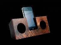 The 11-foot iPod dock
