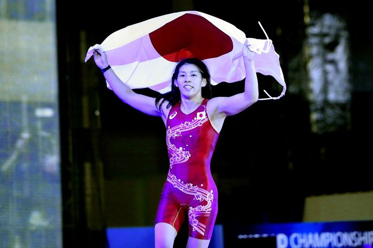 Super 8 Ambassador: Saori Yoshida | United World Wrestling