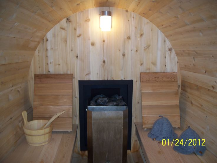 17 best images about our saunas on pinterest smoking for Wood burning sauna stove plans