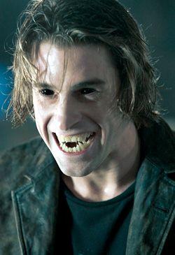 ben covington became a vampire/lycan hybrid. #felicity #underworld