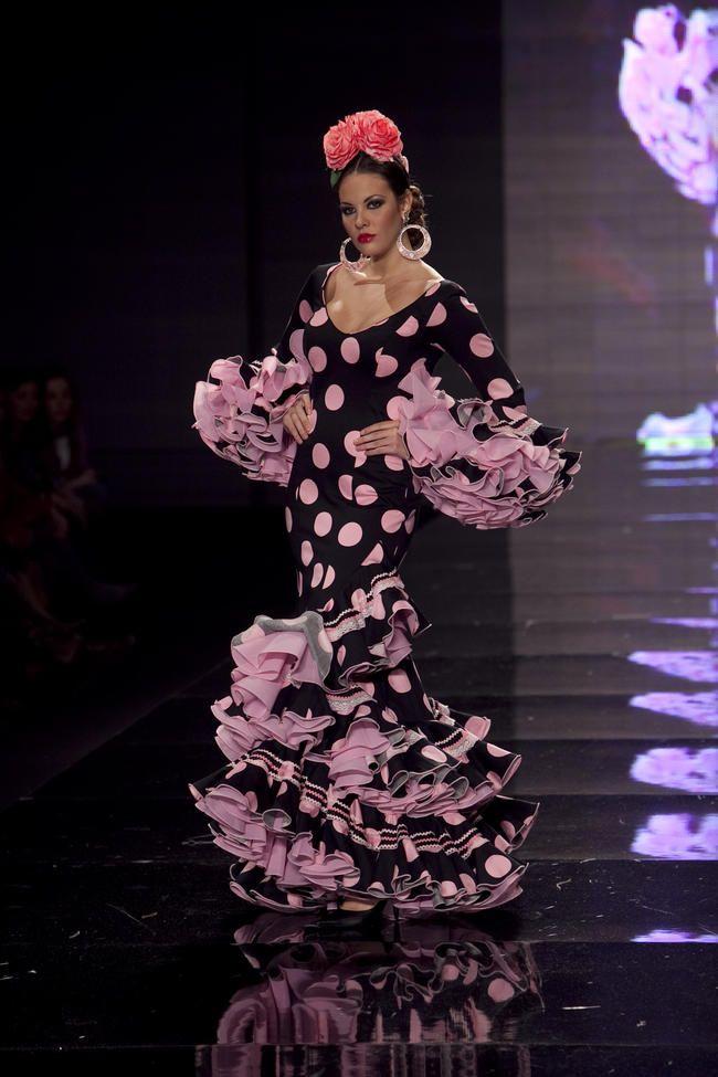 Wappíssima - Simof 2010 - Mª Carmen Cruz - Colección 'Mi fondo flamenco'