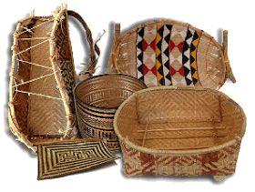Brasil Arte Indígena: O Traçado e a Tecelagem