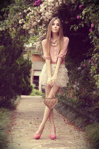 25 Best Romantic Style Fashion Ideas On Pinterest Feminine Fashion Style Feminine And