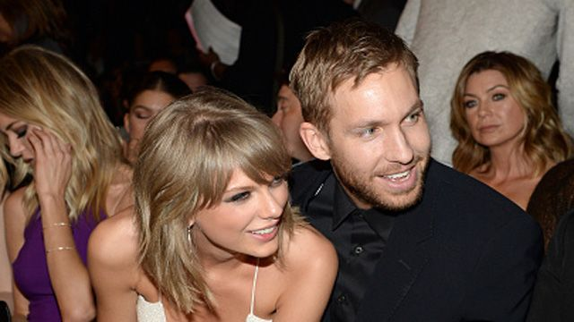 Calvin Harris Praises His 'Girl' Taylor Swift for Taking on Apple Music