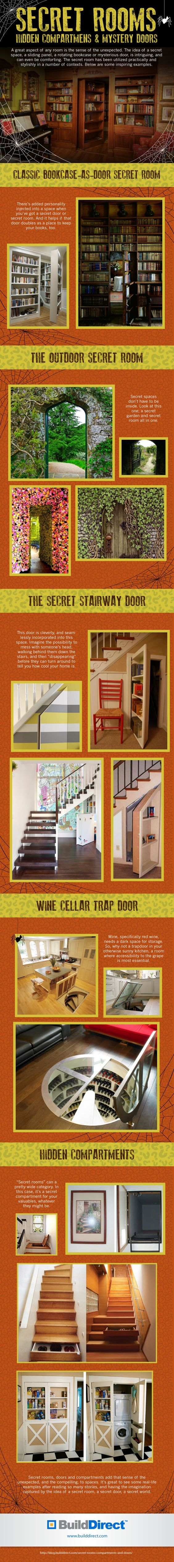 Best 25 Hidden partments ideas on Pinterest