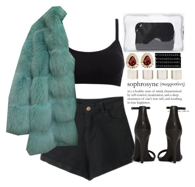 All the Youtube comments are so childish , people are so critical. by fuckedchanel on Polyvore featuring Mode, Gucci, Shoe Cult, 3.1 Phillip Lim and Luv Aj
