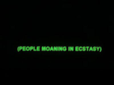 Porn moaning in estacy