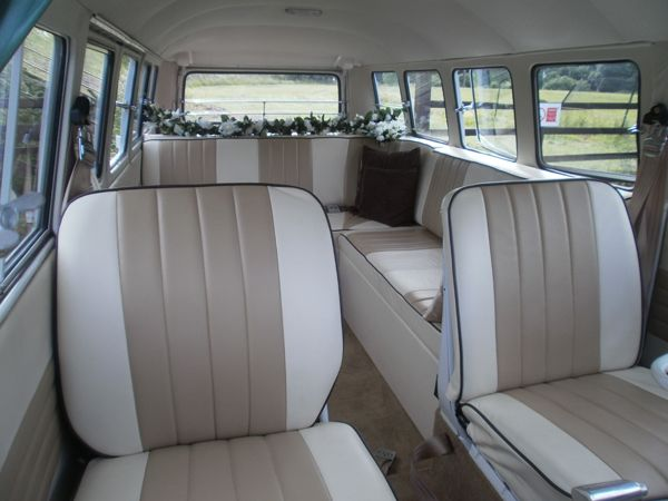 Split Screen Campervan Interiors Google Search Cool Ideas Vir