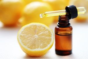Make your own essential oil. All you need is the lemon zest from one lemon and olive oil. How easy is that?!