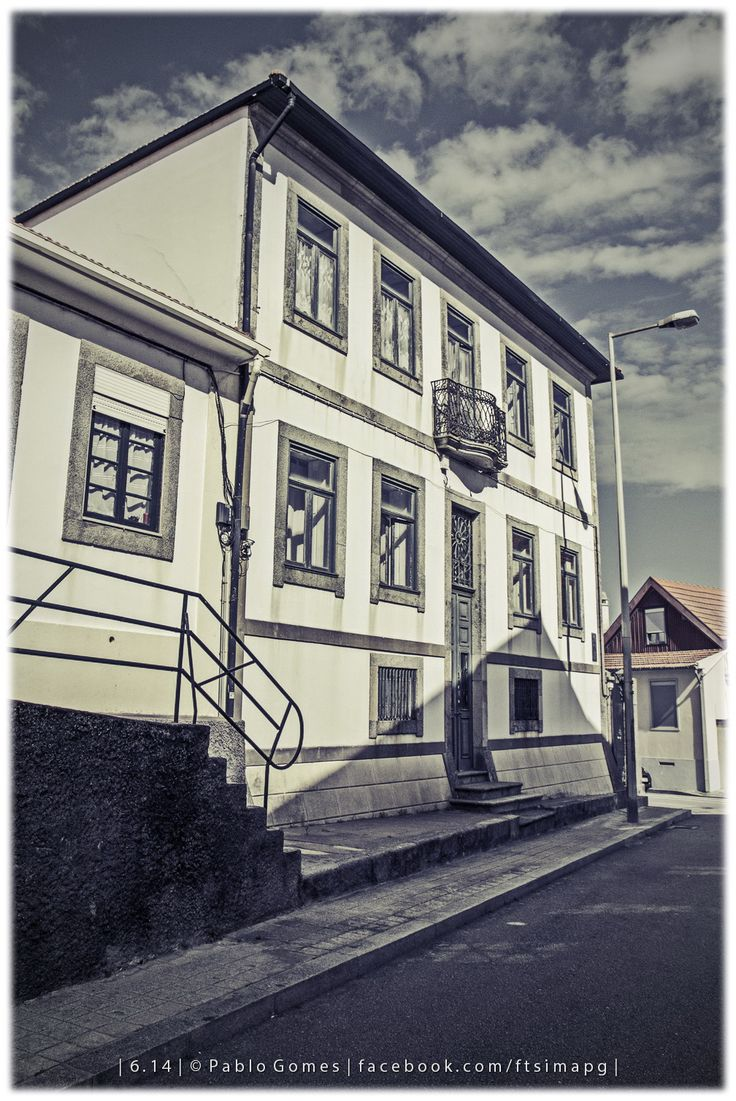 Casa de António Nobre / António Nobre House [2014 - Leça da Palmeira - Portugal] #fotografia #fotografias #photography #foto #fotos #photo #photos #local #locais #locals #cidade #cidades #ciudad #ciudades #city #cities #europa #europe #turismo #tourism @Visit Portugal @ePortugal @WeBook Porto @OPORTO COOL @Oporto Lobers