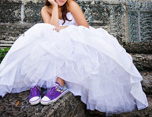Quinceanera And Her Sneakers Quinceanera Sweet 16