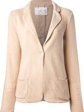 Loungewear - EterniKnit's Blazer in Caramel