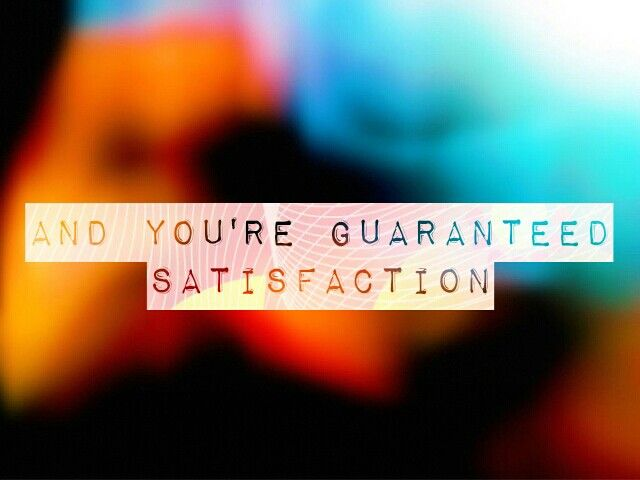 yes you are.. (U & I-Maliq & D'essentials)