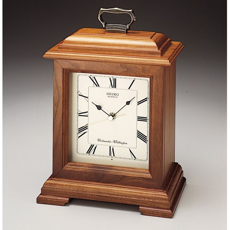 Chester Carriage Clock