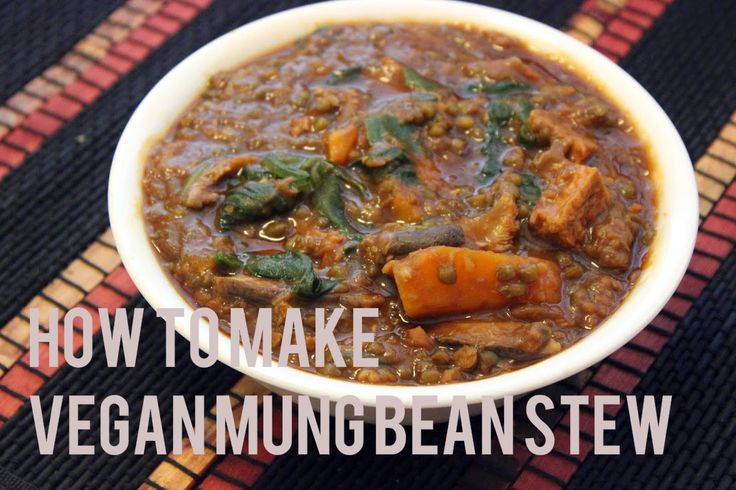 In this video, I'll show you how to make Mung Bean Stew or Munggo Guisado. It's a savory, hearty dish that will keep you full, satisfied, and healthy.
