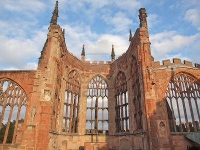 St Michael Cathedral, Coventry, England