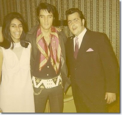 Elvis Presley with fans - August 23, 1969.. He is the epitome of cool & sexy