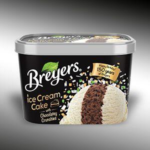 Ice Cream Cake | Breyers®