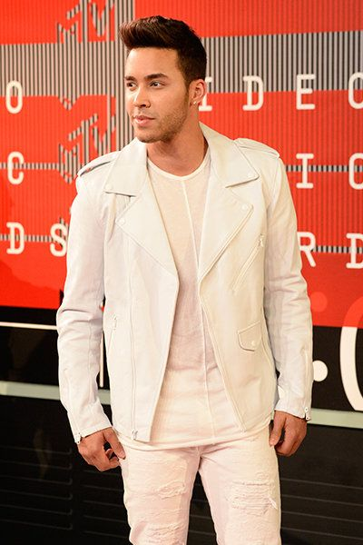 Prince Royce MTV VMAs 2015