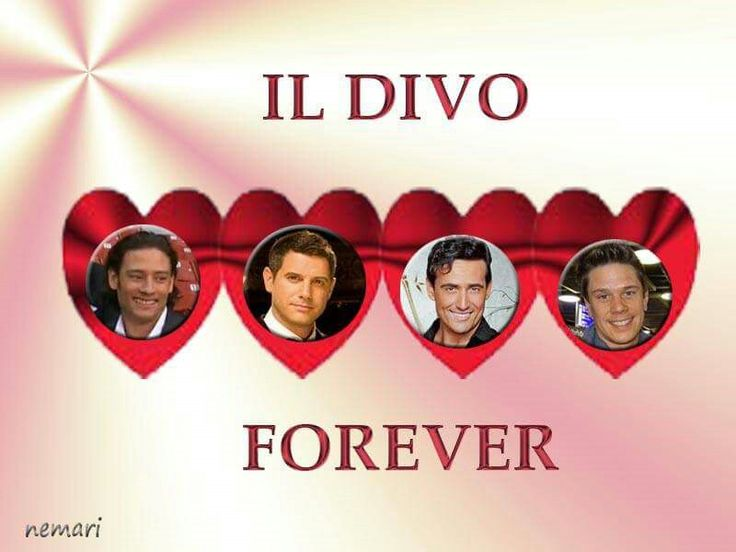 524 best images about il divo on pinterest the impossible best songs and watches - Il divo songs ...