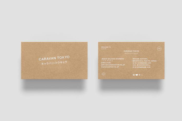 Caravan Tokyo on Behance
