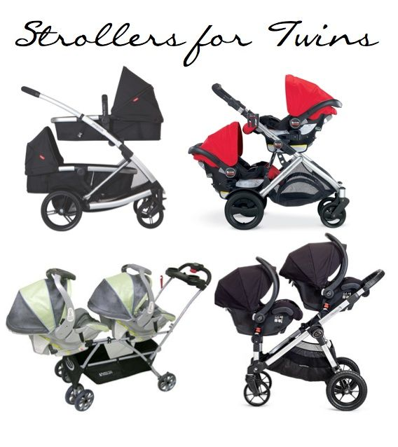 Not just any double stroller will work for #twins. Here are some of my favorite twin-suitable strollers!