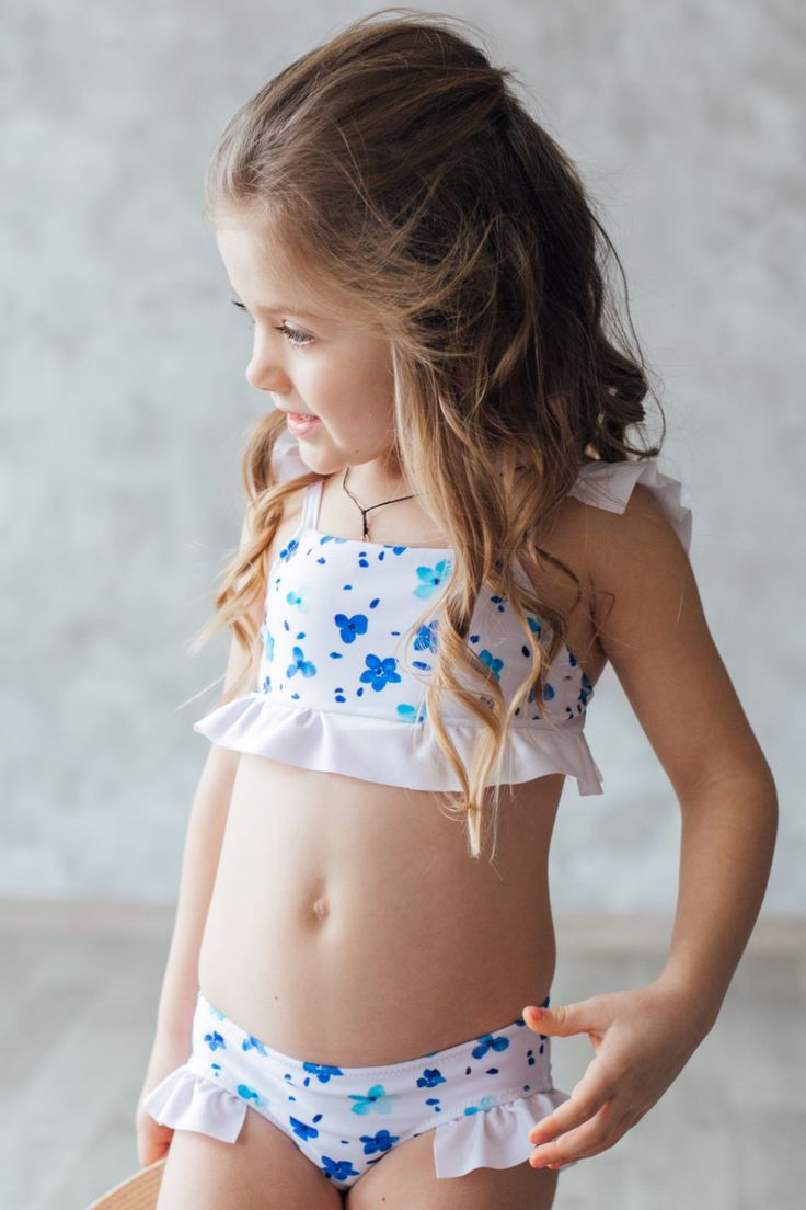 Bathing Suit Babies Two Piece Swimwear With Unique -8230