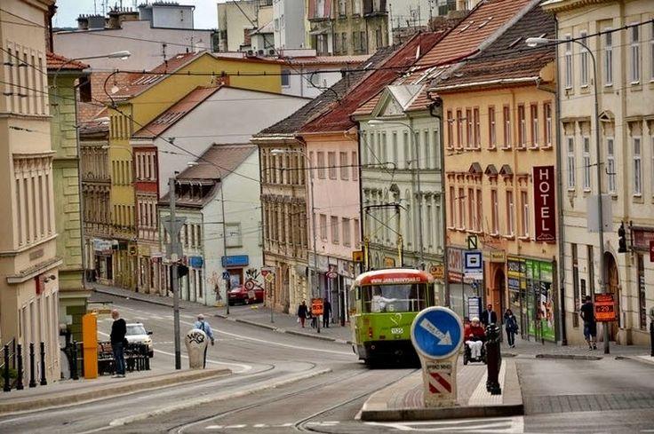 Pekařská ulice - Brno