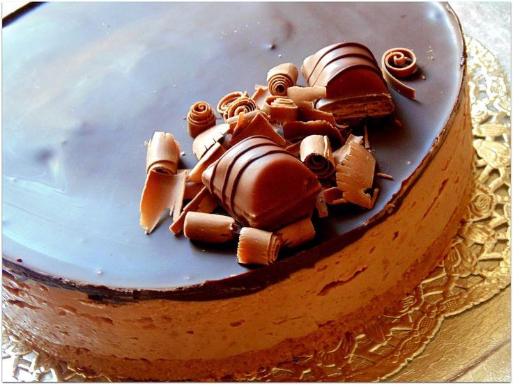 Cheesecake Kinder Bueno | Cocinar en casa es facilisimo.com