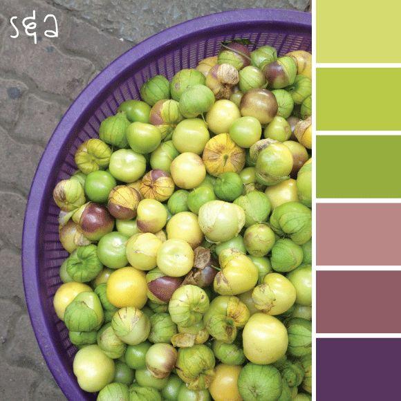Purple Colour Scheme: 1000+ Ideas About Purple Color Palettes On Pinterest