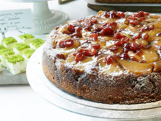 Ottolenghi apple cake recipes