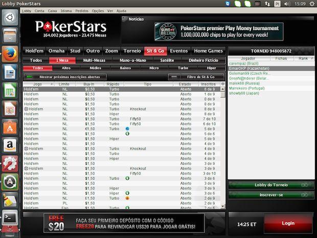 Se você gosta de jogar poker online e ainda não tem um aplicativo para isso veja como instalar o PokerStars no Linux.  Leia o restante do texto Como instalar o PokerStars no Linux  from Como instalar o PokerStars no Linux