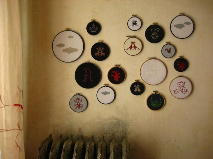 hoops on the wall