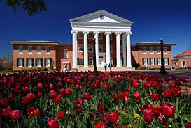 University of Mississippi- Oxford, Mississippi