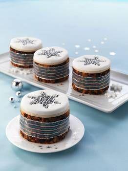 Clairejustineoxox | Personal Style Blog | Nottingham: Mini Christmas Cakes...