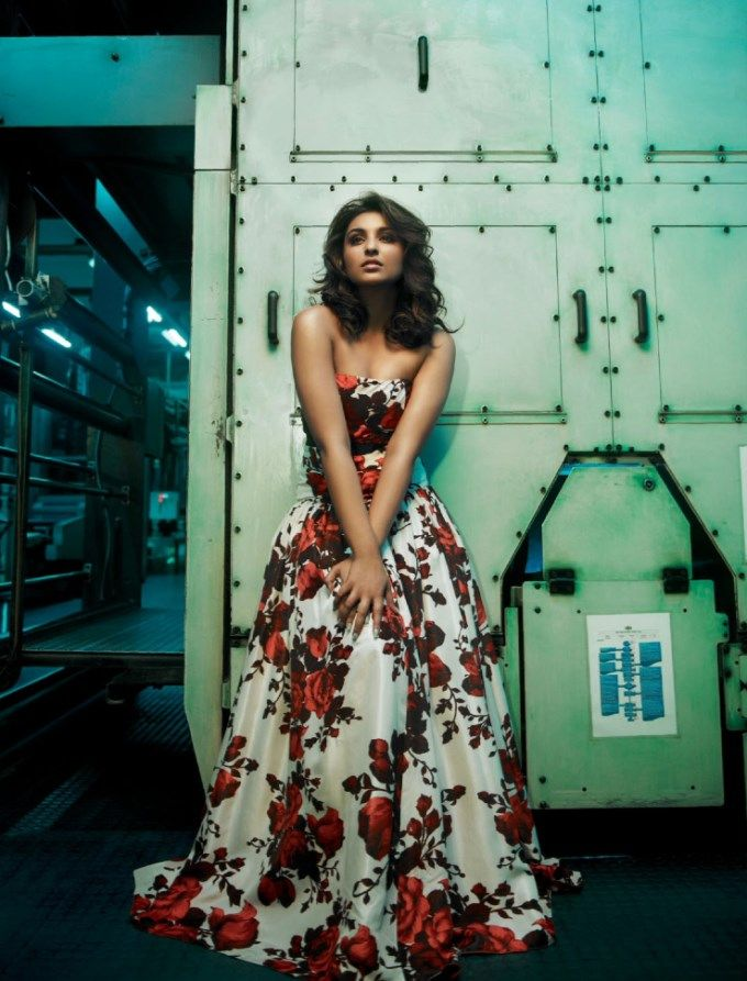 Parineeti Chopra in Femina India July 2014