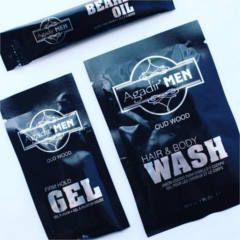 FREE Agadir Men Hair Gel, Hair & Body Wash or Beard Oil Sample on http://www.icravefreebies.com/