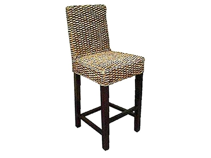 Melda Barstool #furniture #rattanfurniture http://indonesiarattan.com