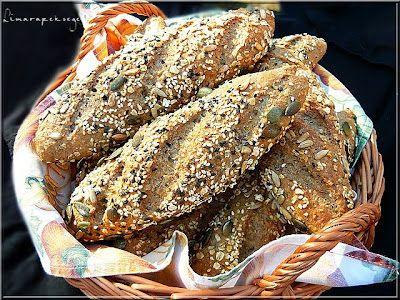 Limara péksége kornspitz
