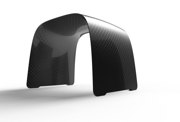 Small Carbon Aero Bench 600 | A versatile and stylish carbon fibre, super lightweight stool which is elegant and simplistic in design. The small Aero Bench, at 600 mm width,  is... view details on www.treniq.com