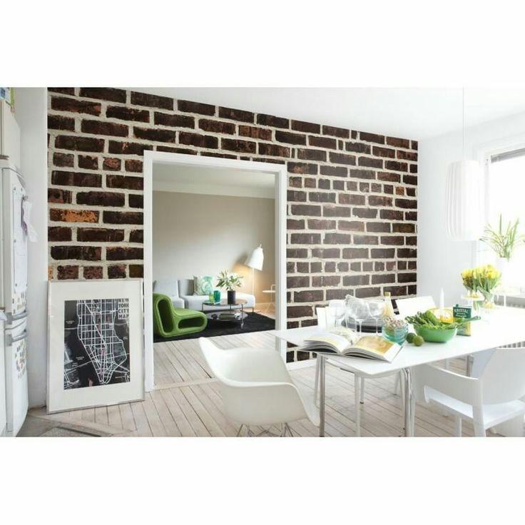 Un muro in mattoni a vista in un vicolo di Harlem è perfetto anche per una parete di casa tua.  http://www.liberatosciolicasa.it/index.php?id_product=1706&controller=product