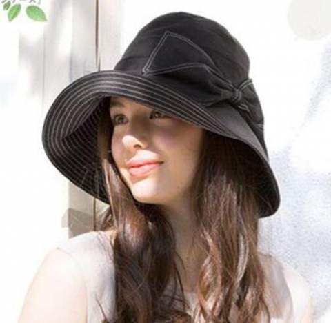 Elica di cappelli della benna per cappelli di protezione delle donne uv del sole