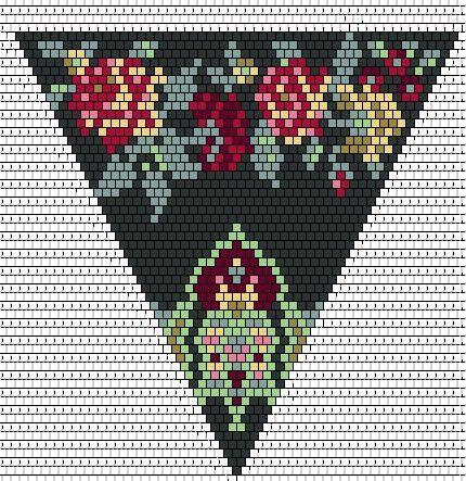 peyote triangle...