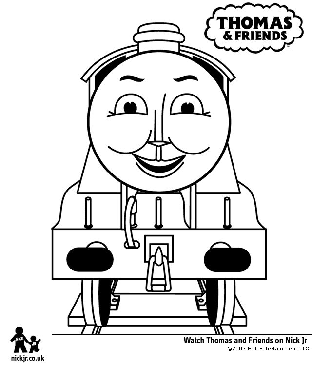 46 best Thomas and friends images on Pinterest Birthday party - copy coloring pages printable trains