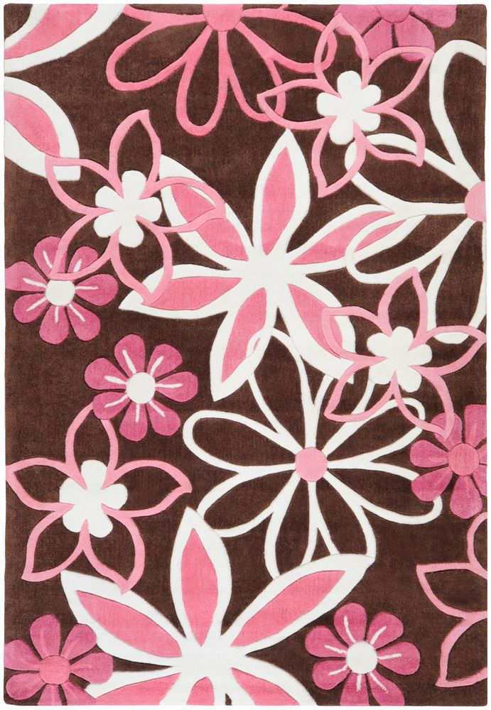 Pink And Brown Area Rugs