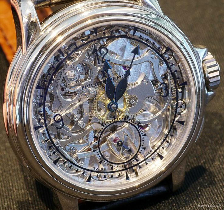 17 best images about philippe dufour watches on pinterest for Grande sonnerie