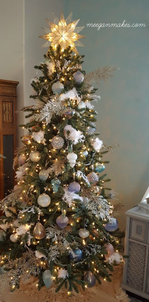 Coastal Style Christmas Tree