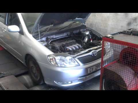 RBT (Perfect Power Dealer, South Africa) sent us this video of a Toyota RunX with a XMS5A installed.    -  63ml exhaust  -  The rest is stock  -  Engine Management System : Perfect Power XMS5A Standalone
