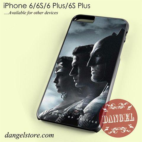 Batman V Superman Poster Phone case for iPhone 6/6s/6 Plus/6S plus